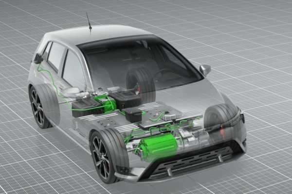 Mehr Effizienz bei der Entwicklung von E-Motoren durch moderne Simulations- und Optimierungsmethoden