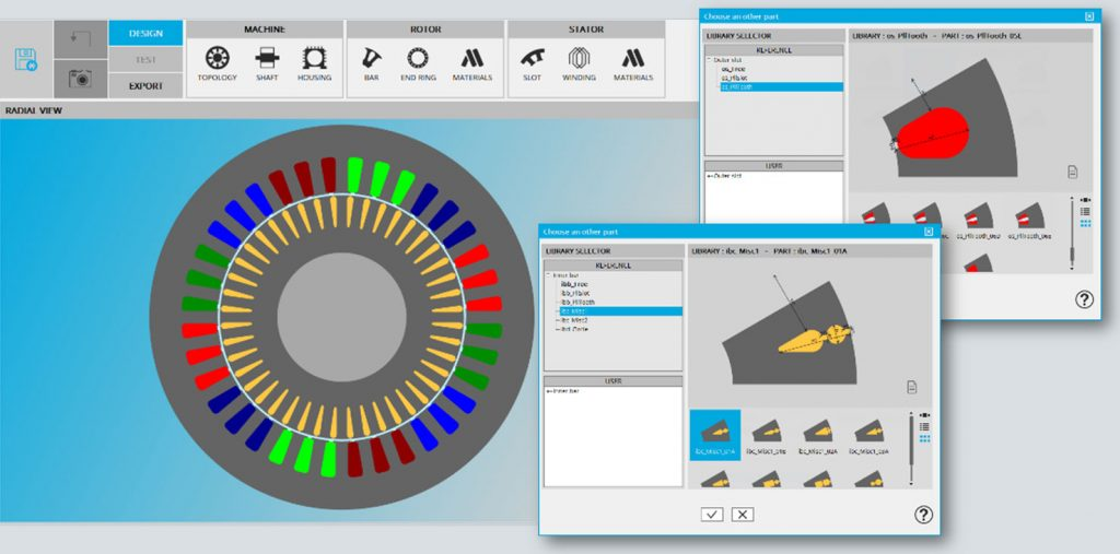 Neue Simulationssoftware zur Optimierung von E-Maschinen bei der Vorauslegung