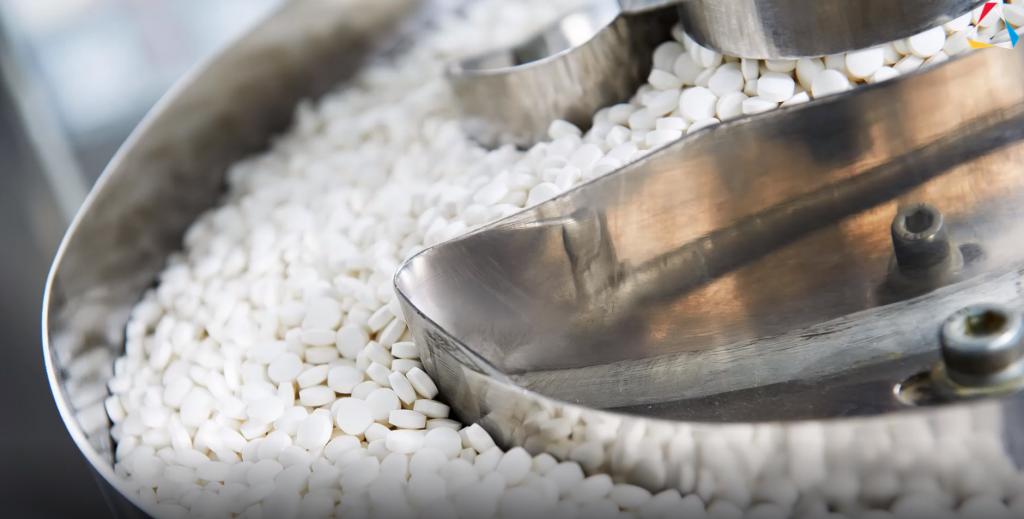 In wenigen Schritten zur Optimierung pharmazeutischer Fertigungsprozesse