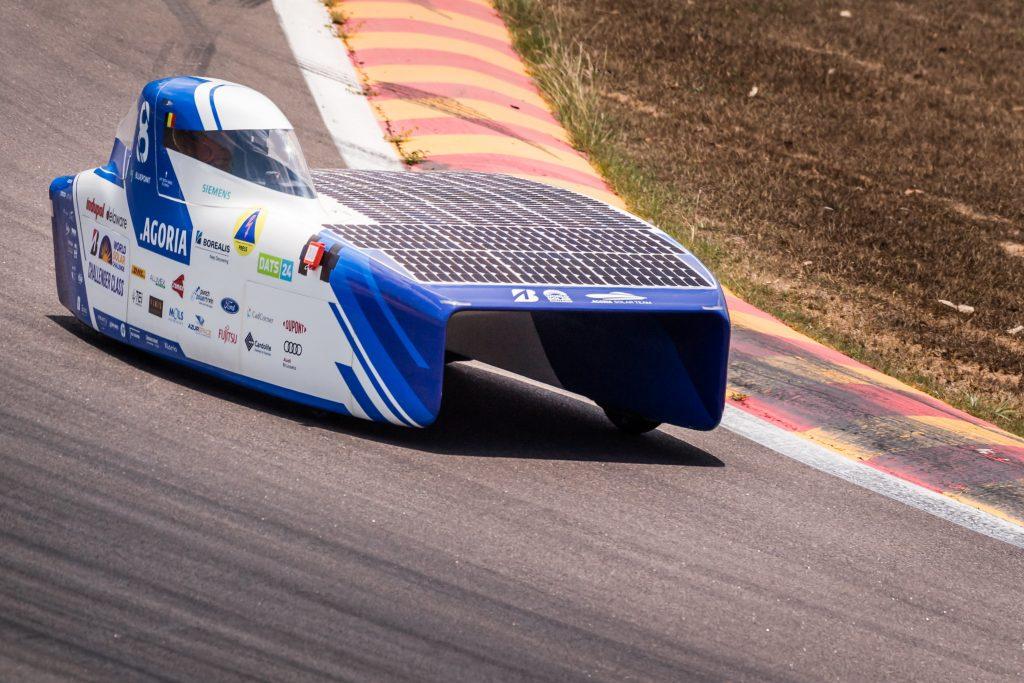 Die Schnellsten unter der Sonne: Solar Team Leuven gewinnt die World Solar Challenge