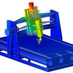 Modalanalyse mit Altair SimSolid am parametrisierten Gesamtmodell